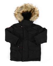 Heavy Coats - Canada Weather Gear Parka Jacket (4-7)-2404536