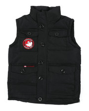 Vests - Canadian Weather Gear Puffer Vest (8-20)-2404580