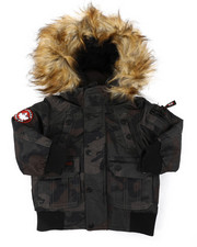 Outerwear - Canada Weather Gear Bomber Jacket (2T-4T)-2404496