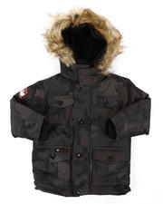 Heavy Coats - Canada Weather Gear Parka Jacket (4-7)-2404514