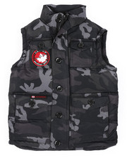 Vests - Canadian Weather Gear Puffer Vest (4-7)-2404548