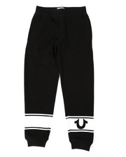 True Religion - TR Logo Stripe Sweatpants (8-20)-2406242