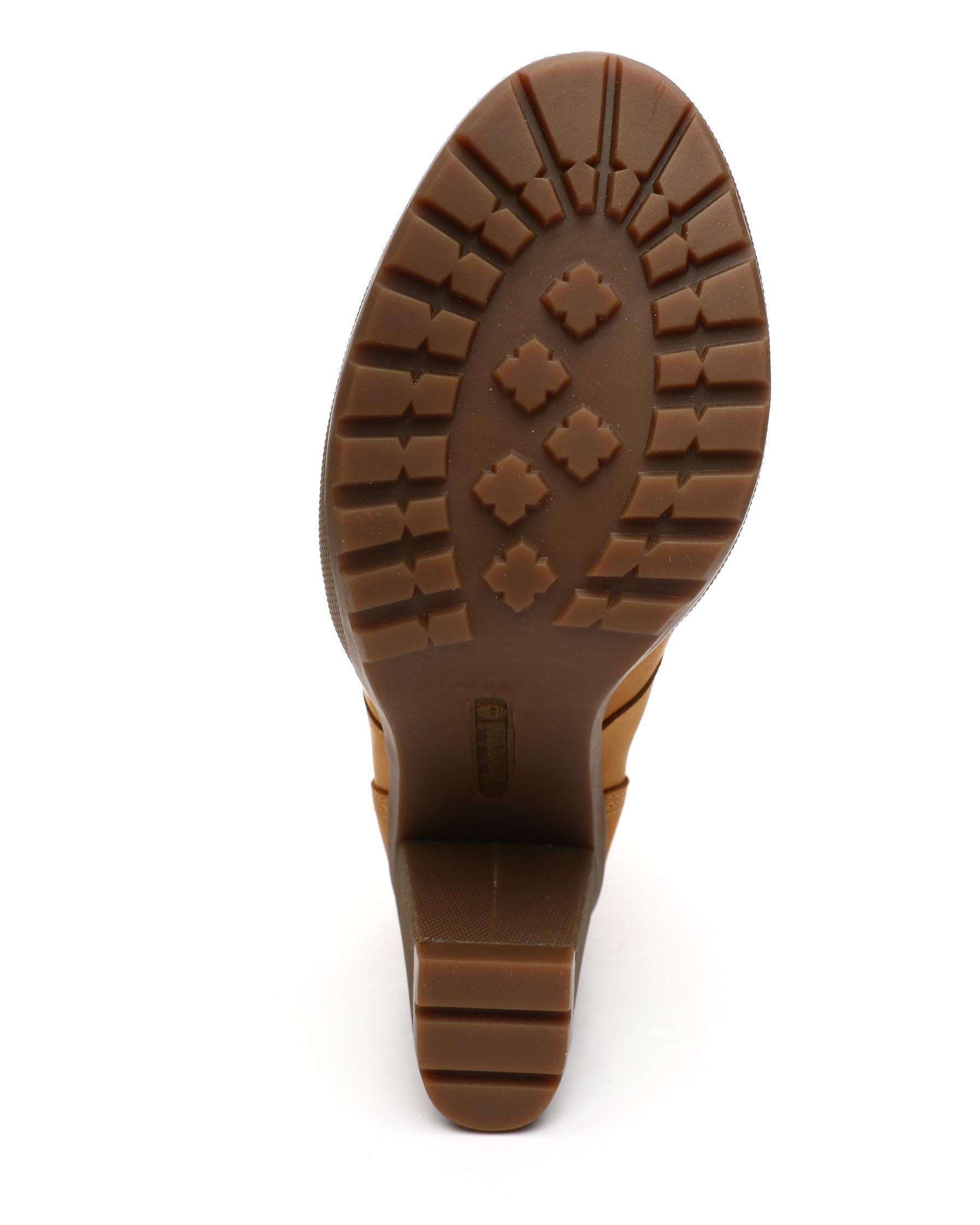 Buy Camdale Chunky Heel Boots Women's Footwear from