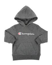 Champion - Classic Script CVC Hoodie (2T-4T)-2404417