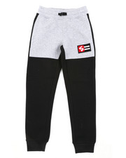 Sweatpants - Fleece Pants W/ Chenille Patch (8-20)-2404380
