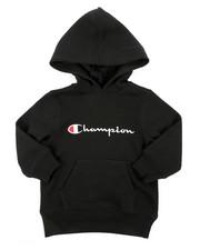 Champion - Classic Script CVC Hoodie (2T-4T)-2404420