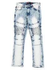 Akademiks - Stretch Moto Jeans (8-18)-2407156