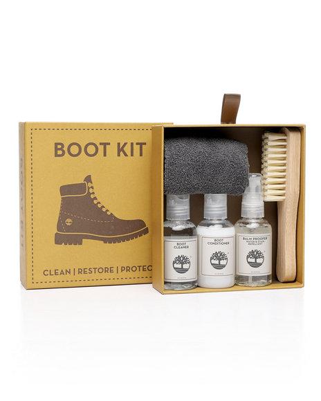 Timberland - Nubuck Leather Boot Kit