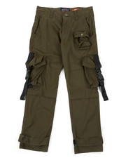 SWITCH - 3D Pocket Detail Pants W/ Buckle (8-18)-2406945