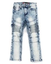 Akademiks - Stretch Moto Jeans (4-7)-2407150