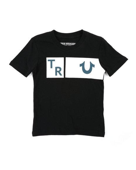 True Religion - True HS TR Tee (2T-4T)