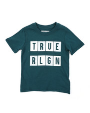 True Religion - True Block Tee (4-7)-2405845