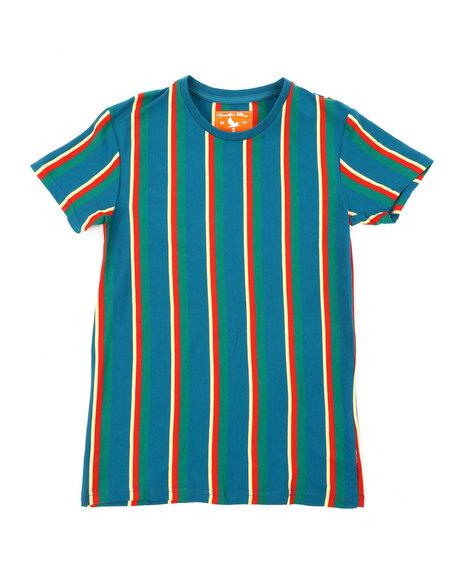 Arcade Styles - Yarn Dyed T-Shirt (8-18)