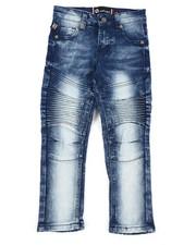 Akademiks - Stretch Moto Jeans (4-7)-2407163