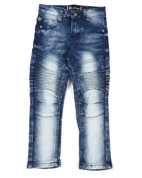 Akademiks - Stretch Moto Jeans (4-7)