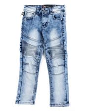 Akademiks - Stretch Moto Jeans (4-7)-2407168