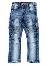 Akademiks - Stretch Moto Jeans (4-7)-2407174