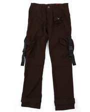 SWITCH - 3D Pocket Detail Pants W/ Buckle (8-18)-2406930