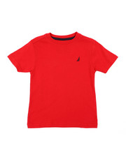 Sizes 2T-4T - Toddler - Nautica Crew Neck Tee (2T-4T)-2407199