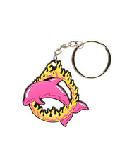 Misc. - Fire Ring Keychain-2407251