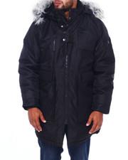 Outerwear - 3/4 Glacier Jacket (B&T)-2408202
