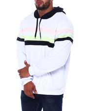Buyers Picks - Fleece Color Blocked Pullover Hoodie (B&T)-2408360