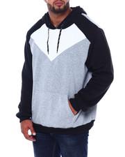 Buyers Picks - Fleece Pieced Anorak Pullovers (B&T)-2408470