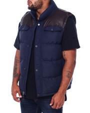 Big & Tall - Puffer Vest (B&T)-2408165