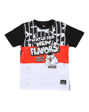 Tops - Southpole x Tootsie Graphic Tee (8-20)-2406348