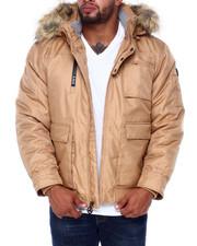 Heavy Coats - Blizzard Lined Jacket (B&T)-2408218