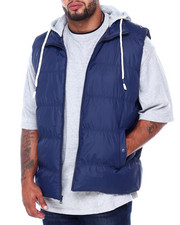 Holiday Shop - Vest w/ Fleece Hood Attached (B&T)-2408086