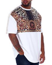 Men - Makobi Leopard Print S/S Tee (B&T)-2408391
