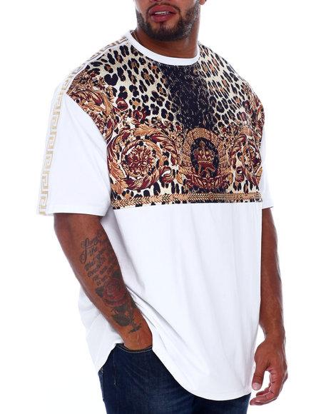 Makobi - Makobi Leopard Print S/S Tee (B&T)