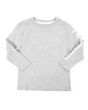 Boys - Nautica Long Sleeve Tee (2T-4T)-2407208