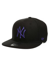 Accessories - New York Yankees Sure Shot 47 Captain Snapback Hat-2406503