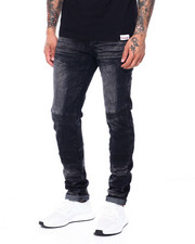 Buyers Picks - Articulated Seamed Moto Jean-2407428