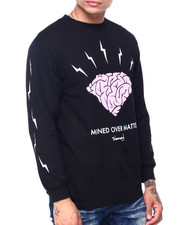 Diamond Supply Co - HEADSTRONG L/S TEE-2407639
