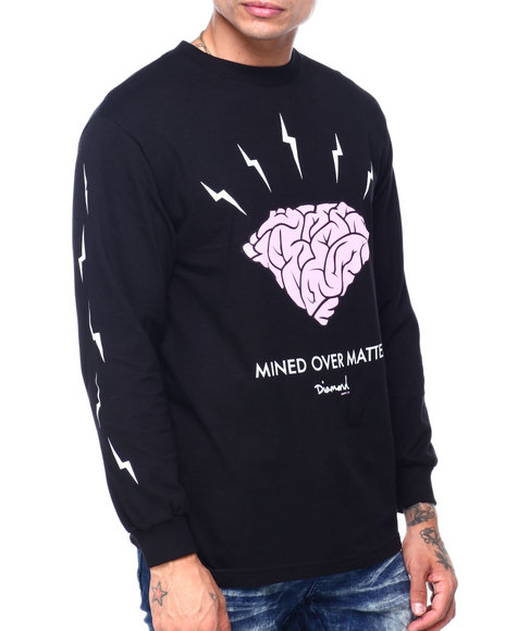 Diamond Supply Co - HEADSTRONG L/S TEE