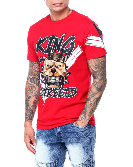 SWITCH - Pit Bull King of the Street Tee