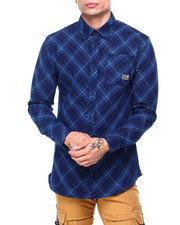 Pink Dolphin - LEGENDARY PLAID BUTTONUP Shirt-2408831