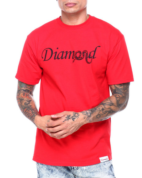 Diamond Supply Co - COLD BLODDED TEE