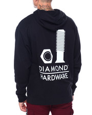 Diamond Supply Co - SECURED HOODIE-2407838