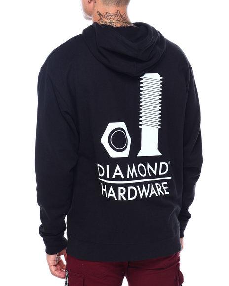 Diamond Supply Co - SECURED HOODIE
