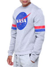 Akademiks - COMET NASA FLEECE PULLOVER SWEATSHIRT-2407658