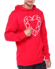 Diamond Supply Co - HEART CUT HOODIE-2407608