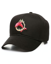 Pink Dolphin - Ring Of Fire Snapback Hat-2408244