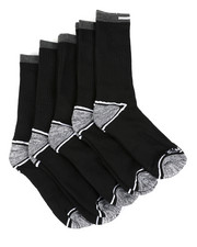 DRJ SOCK SHOP - 5 Pack Crew Socks-2408781