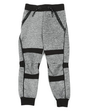 Sweatpants - Poly Interlock Jogger (4-7)-2398523