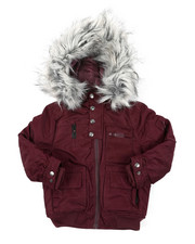 Outerwear - Blizzard Lined Jacket (4-7)-2407288