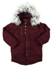 Heavy Coats - Glacier Lined Jacket (8-20)-2407272